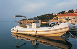 Rent a Boat - Nuova Jolly King - Exclusive 675